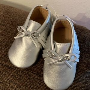 6-12 month baby moccasins
